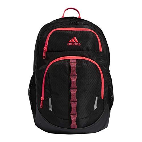 adidas Prime Rucksack, Unisex-Erwachsene, Prime, Rucksack, 977613, Schwarz/Onix/Pink/Indigo V5, Einheitsgröße