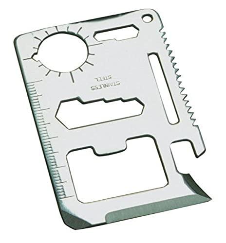 Kikkerland Classic Survival Tool, Pocket