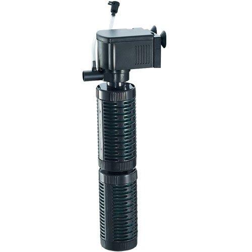 Takestop® Bomba Filtro Interno ipf-1008Ventilador aireador Acuario Peces aire decantador 1salida 14W 1020l/H