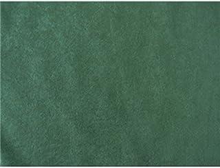 SyFabrics alova Suede Cloth Fabric 58 inches Wide Hunter Green