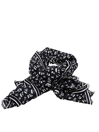 Karl lagerfeld - 999 scarf black 201W3303