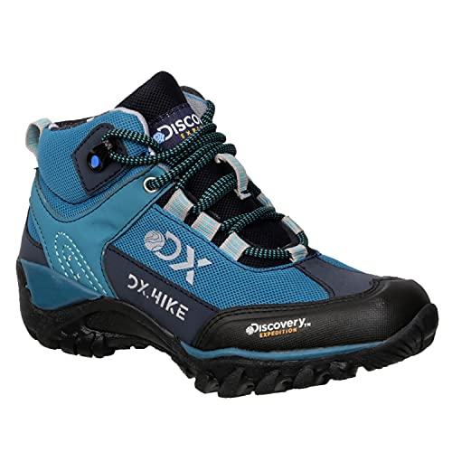 Discovery Expedition Botas Para Mujer De Montaña Hiking y Trekking Sochi Color Azul Ocean (Ocean,25.5)