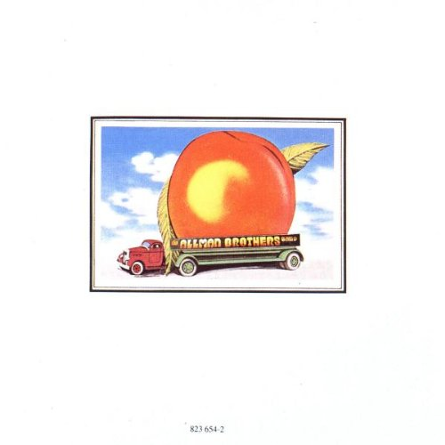 Eat a Peach -  Allman Brothers, Audio CD