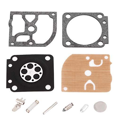Kit de reparación de carburador, kit de reconstrucción de carburador de alta precisión Kit de reconstrucción de carburador de motor portátil para STIHL MS 180170 MS180MS170 018017