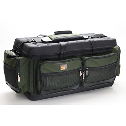 B.Richi X-Case Carryall XL Angelkoffer wasserdicht 100% Nylon Angeltasche