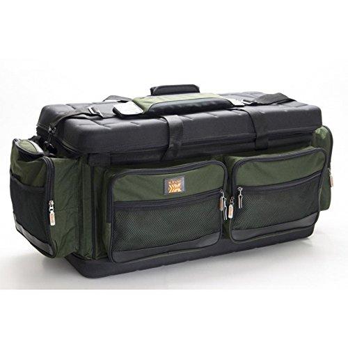 B.Richi X-Case Carryall XL Angelkoffer wasserdicht 100% Nylon Angeltasche