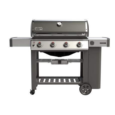 Weber Barbacoa de Gas Series Genesis II E- 410 gsb Smoke Grey - 62051149