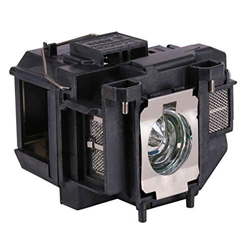 LOUTOC Projector Lamp Bulb V13H010L67 for Epson ELPLP67 EX5210 EX7210 EX3210 EX3212 VS210 VS220 X12 W12 S12 PowerLite Home Cinema 500 707 710HD 750HD