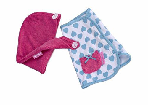 Nenuco- Ropita de baño, set de ropa (Famosa 700013506)