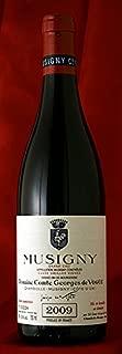 ミュジニー V,V Musigny Vieilles Vignes [2009] 750ml コント ジョルジュ ド ヴォギュエ Comtes Georges de Vogue