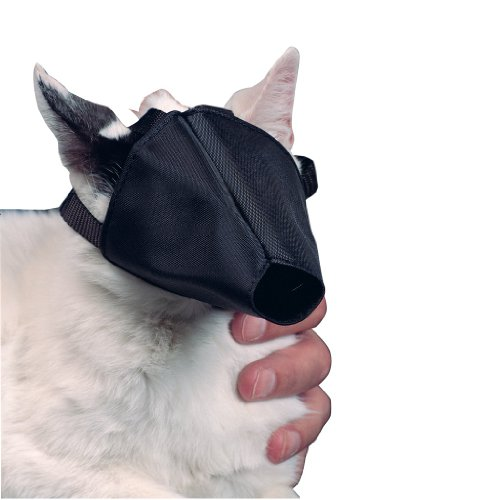 Kruuse Buster Maulkorb für Katzen, Nylon