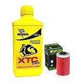 Bardahl XTC C60 10W40 Ölfilter Duke/RC 125/200/390