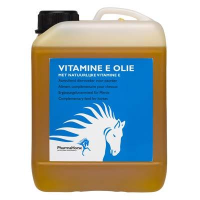 PharmaHorse Natural Vitamin E Oil for horses