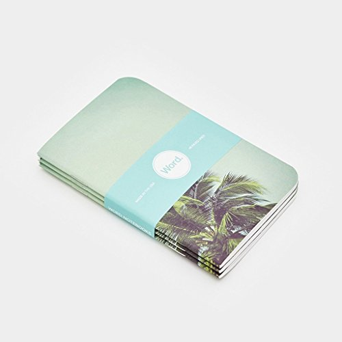 Word. Notebooks - Limited Edition Pocket Notebooks (Palm) Photo #3