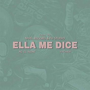 Ella Me Dice (feat. Vvchea)