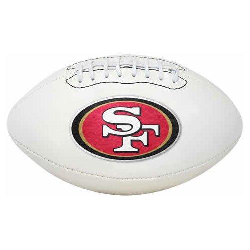 NFL Signature Series Full Regulation-Size Football, San Francisco 49ers