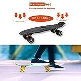 Zoom IMG-2 wellife skateboard rgx mini cruiser