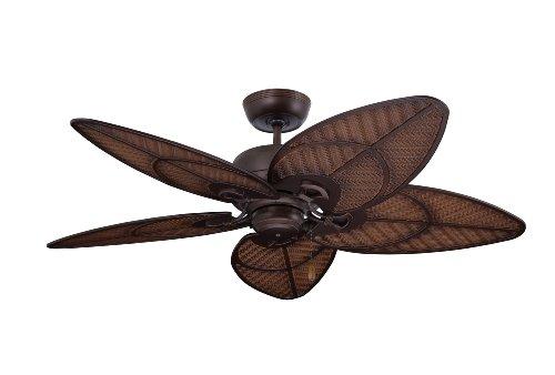 Emerson Ceiling Fans CF621VNB Batalie Breeze 52-Inch Indoor Outdoor Ceiling Fan