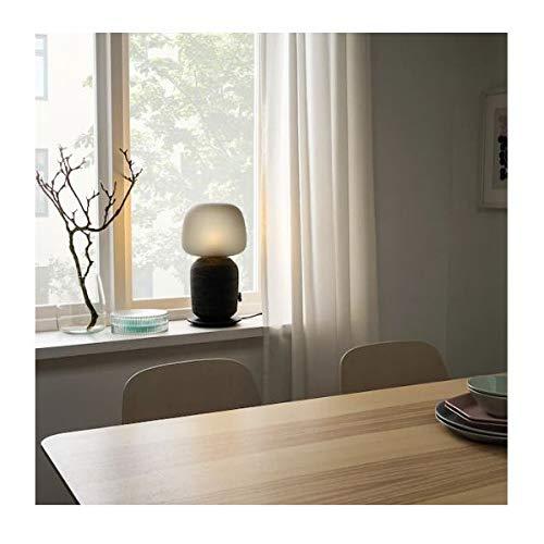 SYMFONISK Lámpara de mesa con altavoz WiFi