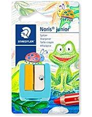 STAEDTLER 514 10 BK ST, Afilalápices Buddy extragrueso, para uso infantil, idóneo para lápices anchos