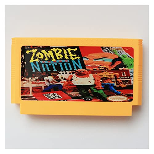 fleeting time GaoHR Zombie Nation 60 Pin Tarjeta DE Juego Ajuste para EL Pantal DE 8 bit Subor Game HR