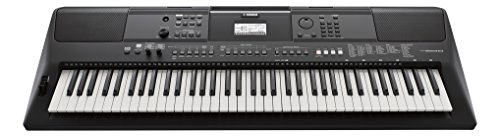 Yamaha PSR-EW410 Digital Keyboard - Beginners Keyboard with 76 Touch-Responsive Keys - Versatile...