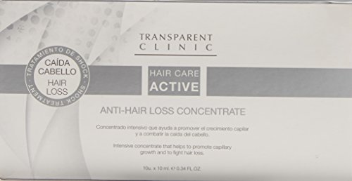 TRANSPARENT CLINIC Shampoings 50 ml