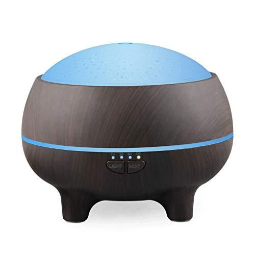 DYXYH - Humidificador de aceite esencial con USB y mando a distancia para el hogar Office Yoga Spa (color: B)
