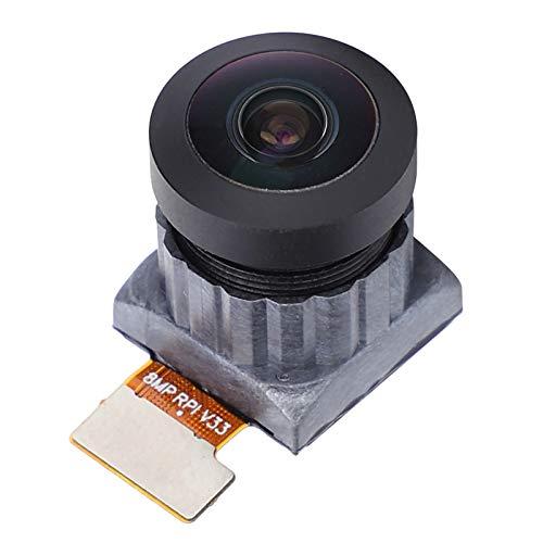 HD-Kameramodul 8MP RPI V33 160 ° Fisheye-Kameramodul IMX219 Chip Manuelle Fokussierung Passend Für Das Raspberry Pi V2-Kameramodul