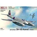 AZモデル 1/72 イギリス空軍 DH-103 ホーネット F Mk.1/F.1 プラモデル AZM7651