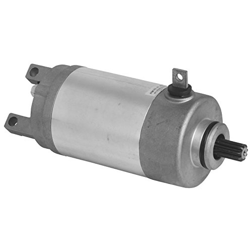 New Starter Replacement For 1989-2013 Yamaha ATV Breeze Grizzly 12V CCW YFA1 YFM125G 3FA-81800-01-00 3FA-81890-00-00 3FA-81890-01-00
