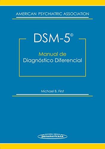 DSM-5. Manual de Diagnóstico Diferencial. DSM-5