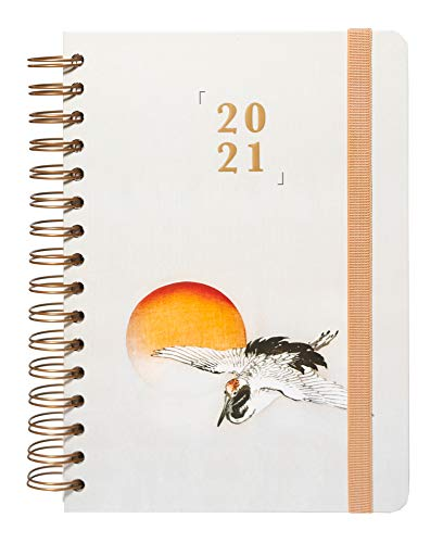 ERIK - Agenda anual 2021 semana vista Japan, A5