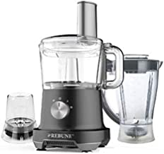 FOOD PROCESSOR WITH 15 FUNCTION, REBUNE