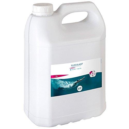 Gre 76011 - Floculante líquido 1 litro: Amazon.es: Jardín