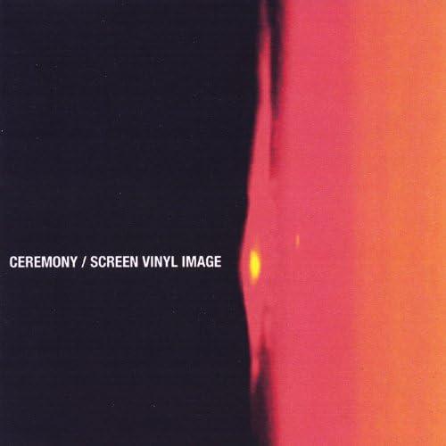Ceremony & Screen Vinyl Image
