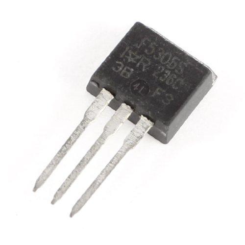 La conmutación de alta velocidad P-Channel MOSFET IRF5305 A-263