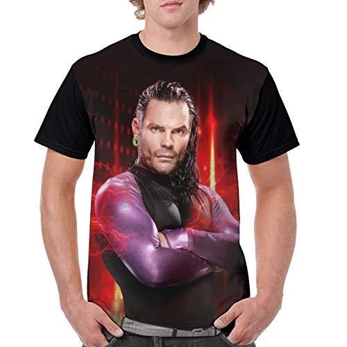 Casual Shirt Men Classic Polyester Tshirt Personalied Fashion Shirt Short Sleeve Tshirt Black XL