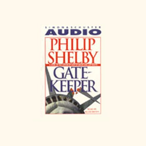 Gatekeeper audiobook cover art