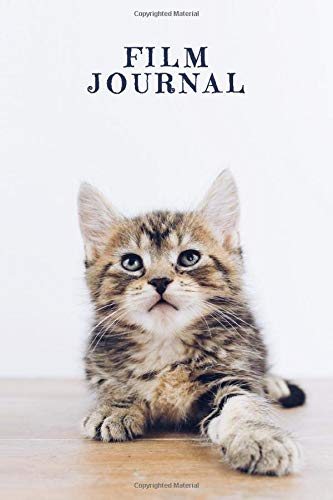 Film Journal: To capture all the movies and series you have watched to fill in   Design: Cute cat