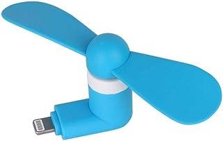 Margoun Lightning Mini Fan for Mobile Phone STK01 - Blue