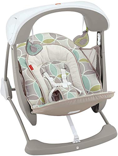Fisher-Price Deluxe Take Along Swing and Seat by Fisher-Price