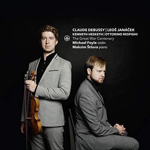Maksim Štšura & Michael Foyle