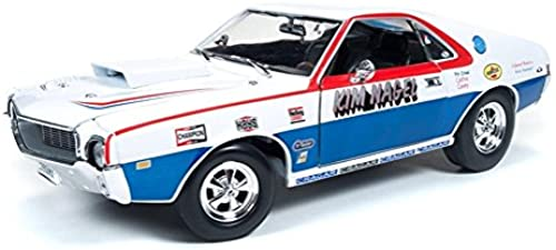 auto world 1 18 AMX coupe S   S 1969 by Kyosho