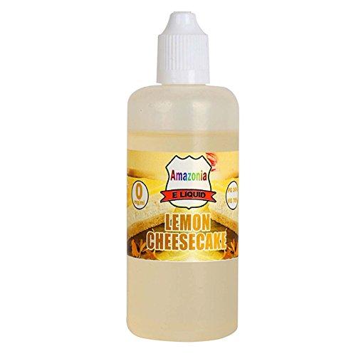 Amazonia Vape Juice E-Zigarette E-Liquids 80ml 76VG/24PG Shortfill E-Zigarette Vaping Puff Vape Geschmack E-Liquid Vape Geschmack ohne Nikotin