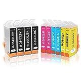 Gootior 364XL Alta Capacidad Cartuchos de Tinta, Reemplazo para HP 364 Compatible con HP Deskjet 3070A,HP OfficeJet 4620,HP Photosmart 5510 5520 7510 7520 5514 5515 5522 5524 4622 6510 B110A B8550