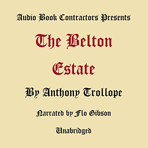 The Belton Estate cover art