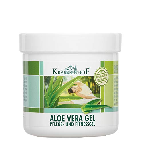 Betz Aloe Vera Pflege- und Fitness-Gel von Kräuterhof 250ml