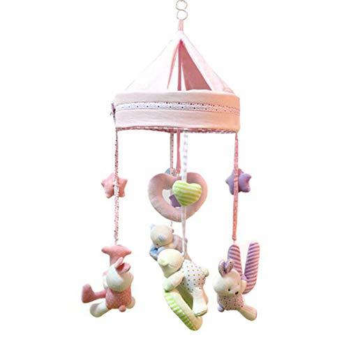 Excellent Sales Mobile Baby Kinderbett Kinderzimmer Helfen Sie Kindern Praktische Fähigkeiten und Denkfähigkeiten Zu Entwickeln