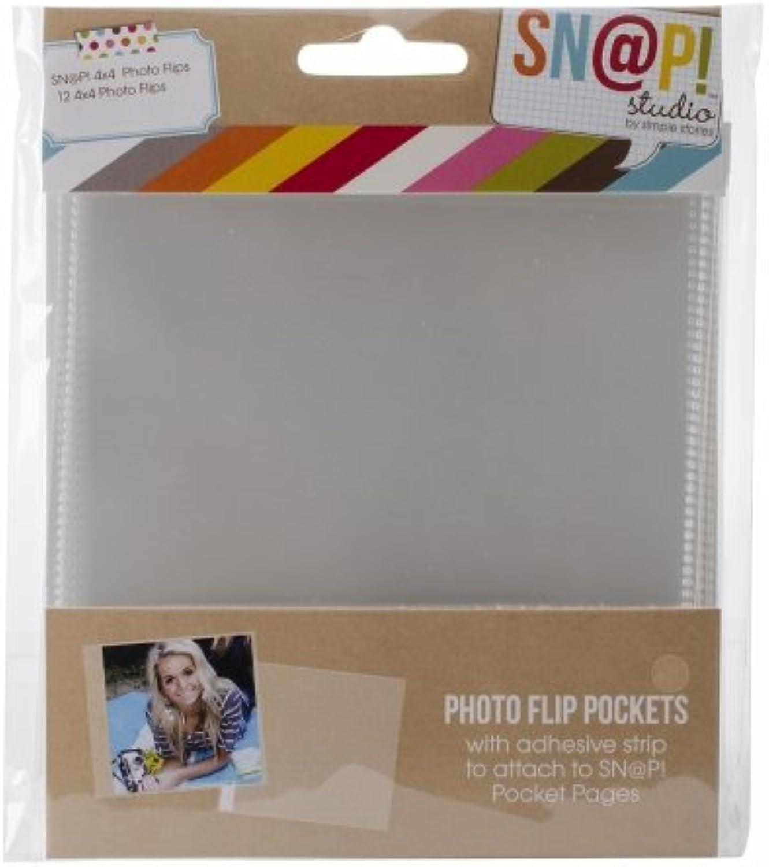 SN @ P. Foto Flips für 15,2 x 20,3 cm Bindemitteln 12 pkg-4  X4  B00PWJ81ZU   Sale